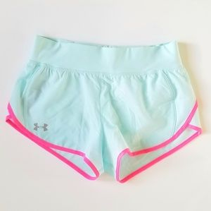 NWOT Under Armour Speedpocket Shorts small